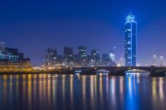 St George Tower, Londra, Regno Unito Fotografia Stock Libera da Diritti
