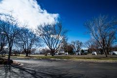St George Utah Temple photographie stock libre de droits