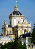 St. George& x27;s Cathedral, Lviv Stock Photos