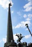 St. George Zwycięskie i Stella wygrany Zdjęcia Royalty Free