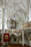 ST GEORGEN, AUSTRIA SEPTENTRIONAL /AUSTRIA - 18 DE SEPTIEMBRE: El interior compite Imágenes de archivo libres de regalías