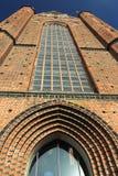 St. Georgen church in Wismar Stock Photo