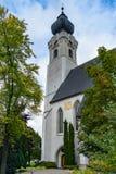 St GEORGEN, HAUTE-AUTRICHE /AUSTRIA - 18 SEPTEMBRE : L'extérieur luttent images stock