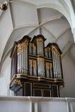 St GEORGEN, HAUTE-AUTRICHE /AUSTRIA - 18 SEPTEMBRE : Organe dans photos stock