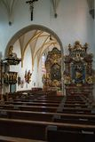 ST GEORGEN, UPPER AUSTRIA /AUSTRIA - 18 DE SETEMBRO: O interior Vie Fotos de Stock