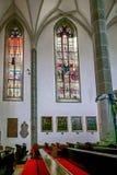 ST GEORGEN, UPPER AUSTRIA /AUSTRIA - 18 DE SETEMBRO: O interior Vie Fotos de Stock Royalty Free