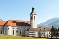 St. Georgenberg-Fiecht Royalty Free Stock Images