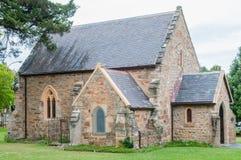 St Georges Anglican Church in Knysna fotografia stock