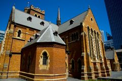 St Georges Cathedral immagine stock