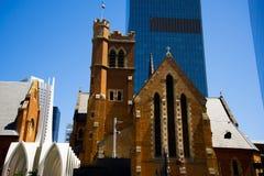St Georges Cathedral fotografia stock libera da diritti