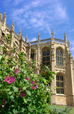 St. George's Chapel at Windsor Castle Stock Photo