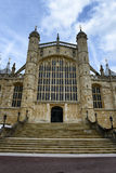 St Georges Chapel at Windsor Castle in England Royalty Free Stock Photos