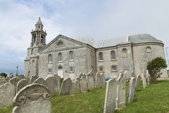 St Georges Church, Portland Stock Image