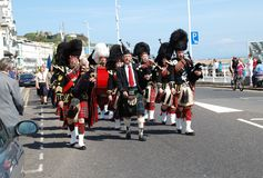 St.Georges Day Parade, Hastings Stock Photo