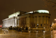 St Georges Hall Stock Photos