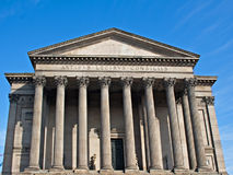 St Georges Hall, Liverpool, Side View Royalty Free Stock Images