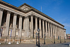 St Georges Hall, Liverpool, UK. Stock Photography
