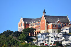 St Gerard's Monastery in Wellington - New Zealand Royalty Free Stock Photography