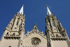 St Gerhard Catholic Church Fotografering för Bildbyråer