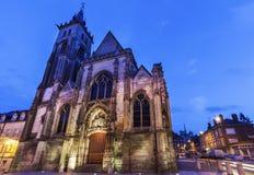 St Germain kyrka i Amiens Royaltyfria Bilder