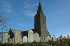 St. Germanus Church Cornwall Royalty Free Stock Images