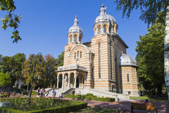 St. Gheorghe church Stock Images