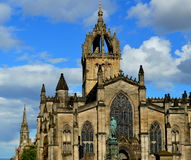 St Giles Cathedral Images stock