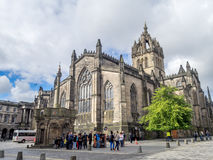 St Giles Cathedral foto de stock royalty free