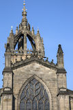 St Giles Cathedral Church; Royal Mile; Lawnmarket; Edinburgh Stock Images