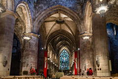 St Giles` Cathedral Stock Image