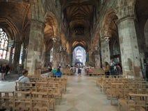 St Giles Cathedral em Edimburgo fotos de stock royalty free