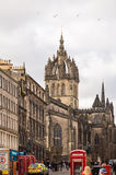 St Giles' Cathedral Stock Photography