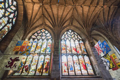 St. Giles' Cathedral Stock Images