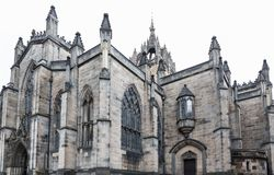 St. Giles Cathedral Stock Photo