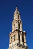 St Giles church bell tower, Ecija, Spain. Royalty Free Stock Image