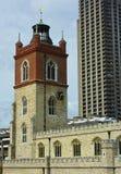 St Giles Church E arkivbild