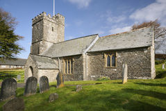 St. Giles Church, Hawkridge Royalty Free Stock Photo