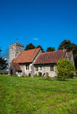 St Giles Church Wormshill Kent Royalty Free Stock Photography