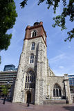 St Giles Without Cripplegate Church i London Royaltyfri Fotografi