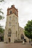St Giles Cripplegate church, London Stock Image