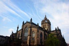 St Giles katedra obrazy stock