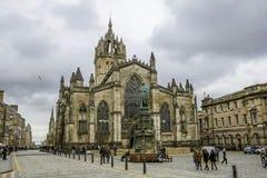 St Giles Kathedrale, Edinburgh, Schottland, 4/7/12 Stockfotos