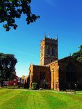 St Giles. Old, anglican church in Northampton, United Kingdom Royalty Free Stock Photography