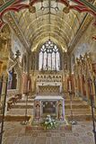 St Giles RC Church Chancel Royalty Free Stock Photos