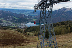 St. Gilgen Cable Car Stock Photos
