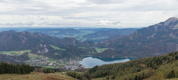 St. Gilgen Cable Car Royalty Free Stock Photography