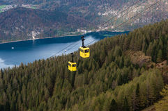 St. Gilgen Cable Car Stock Photo