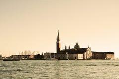 St. Giorgio island, Venice, Italy Royalty Free Stock Photography