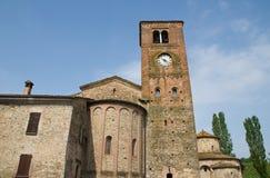 St. Giovanni church. Emilia-Romagna. Stock Images