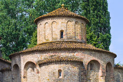St.Giovanni church. Vigolo Marchese. Emilia-Romagna. Italy. Royalty Free Stock Photo